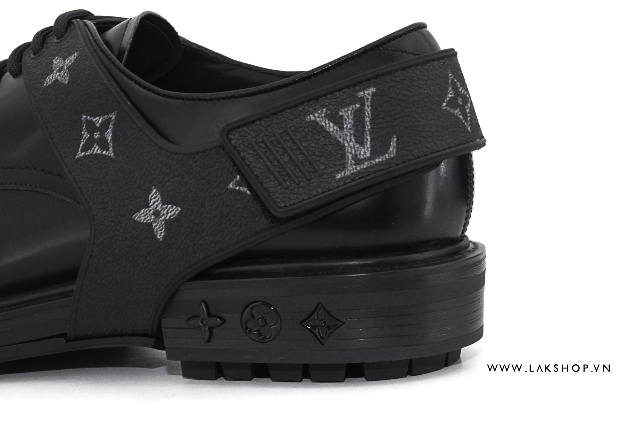 Louis Vuitton LV Derby Harness Derby in Black