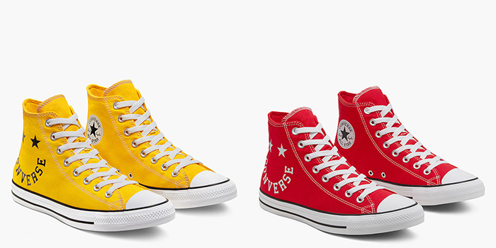 Giày Converse Chuck Taylor All Star Cheerful