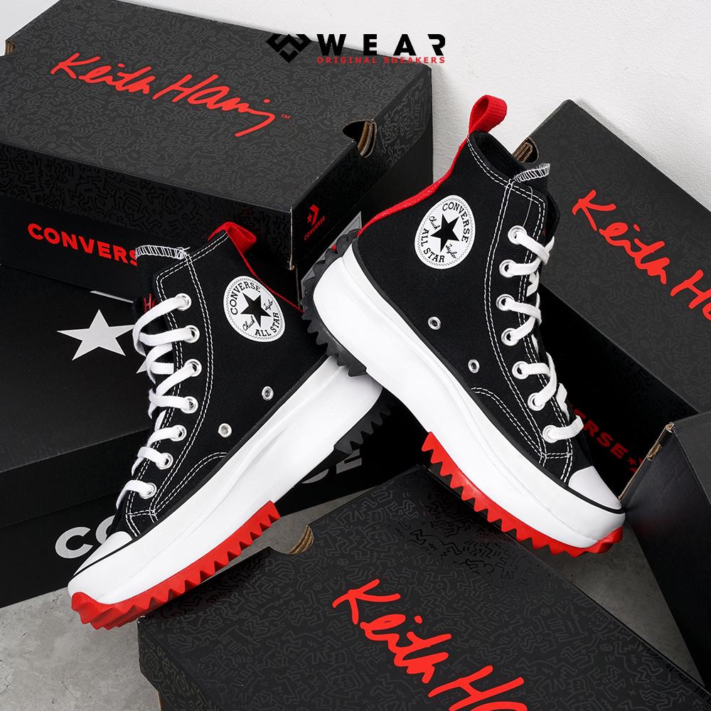 Giày Converse Runstar Hike Keith Haring