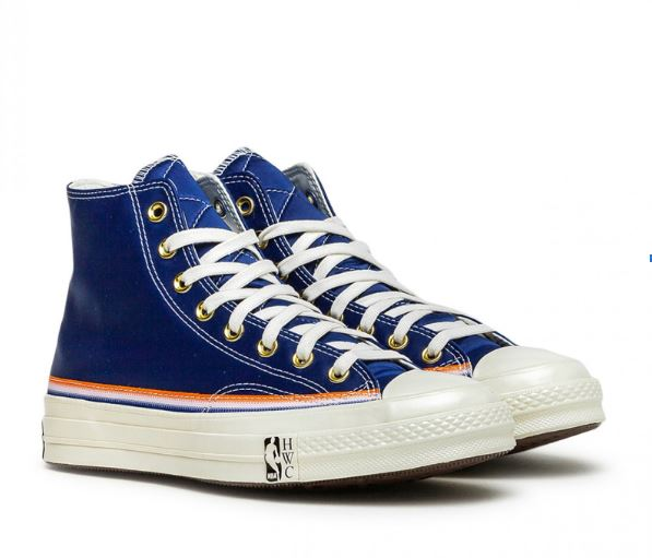 "Giày Converse Chuck 70 Breaking Down Barriers ""Knicks"" - 166815C"