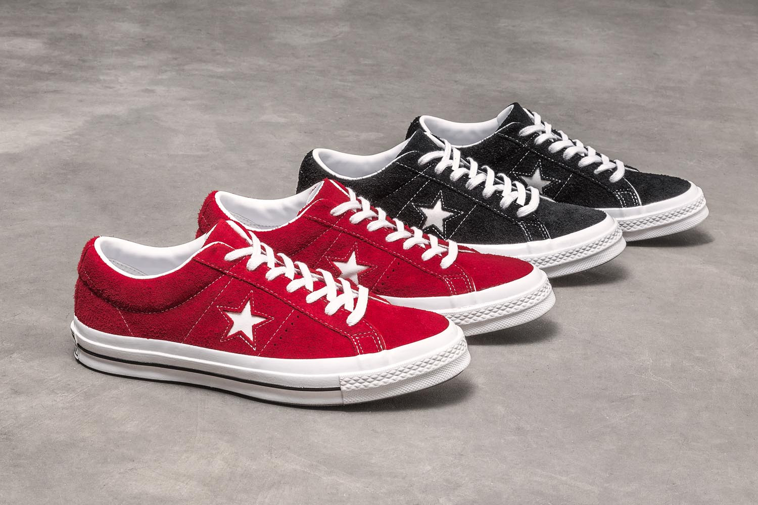 Giày Converse One Star Ox Trainers