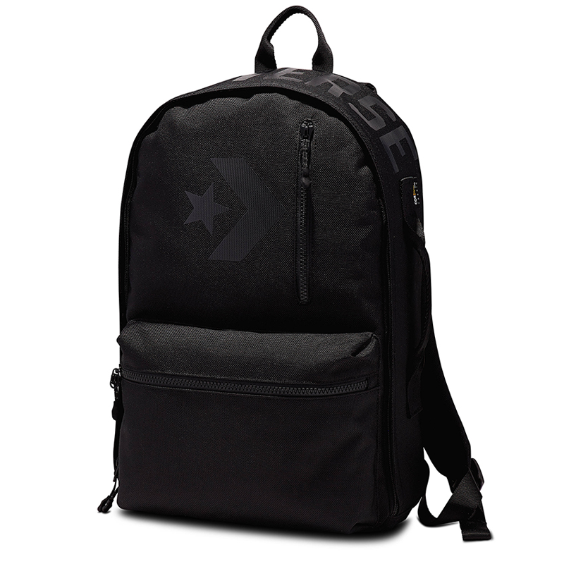 Balo Converse Cordura Street 22 Backpack - Black - 10008268001