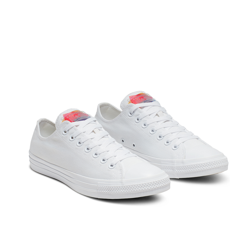 Giày Converse Chuck Taylor All Star Space Racer White - Low - 165330C