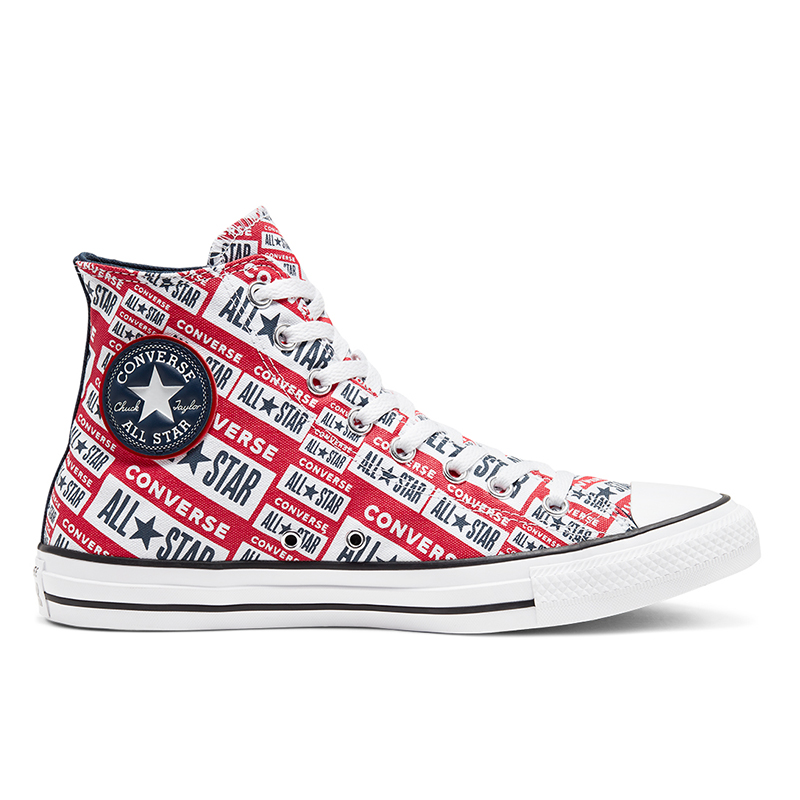 Giày Converse Chuck Taylor All Star Logo Play - 166984V