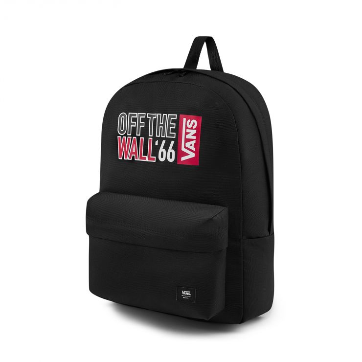 Balo Vans Mid Light Backpack - VN0A4UPZBLK