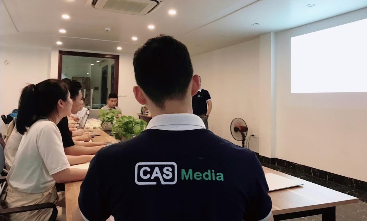 Top 10 công ty Marketing uy tín tại Hà Nội – CAS MEDIA