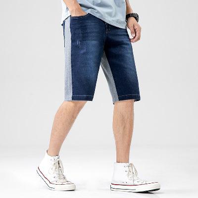 Short Jeans Double Color - T1