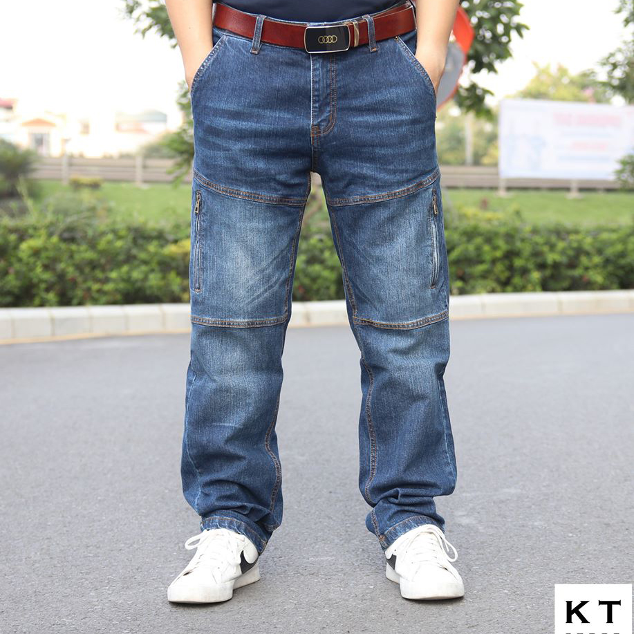 Jean ống rộng K4