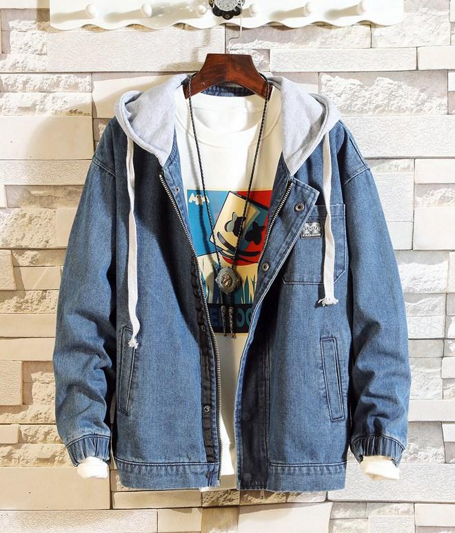 Áo khoác jeans thời trang