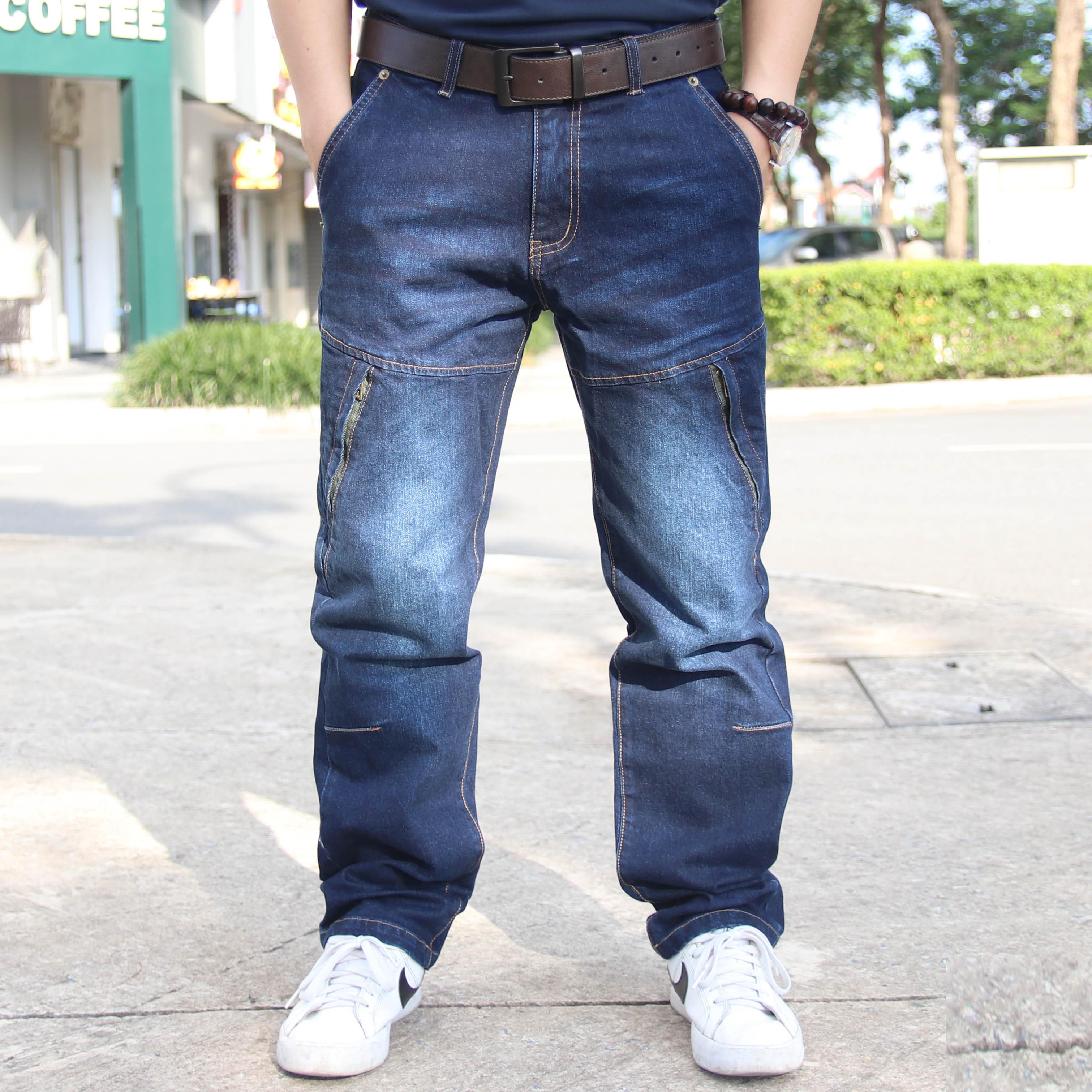 Jean túi khóa sườn Q2