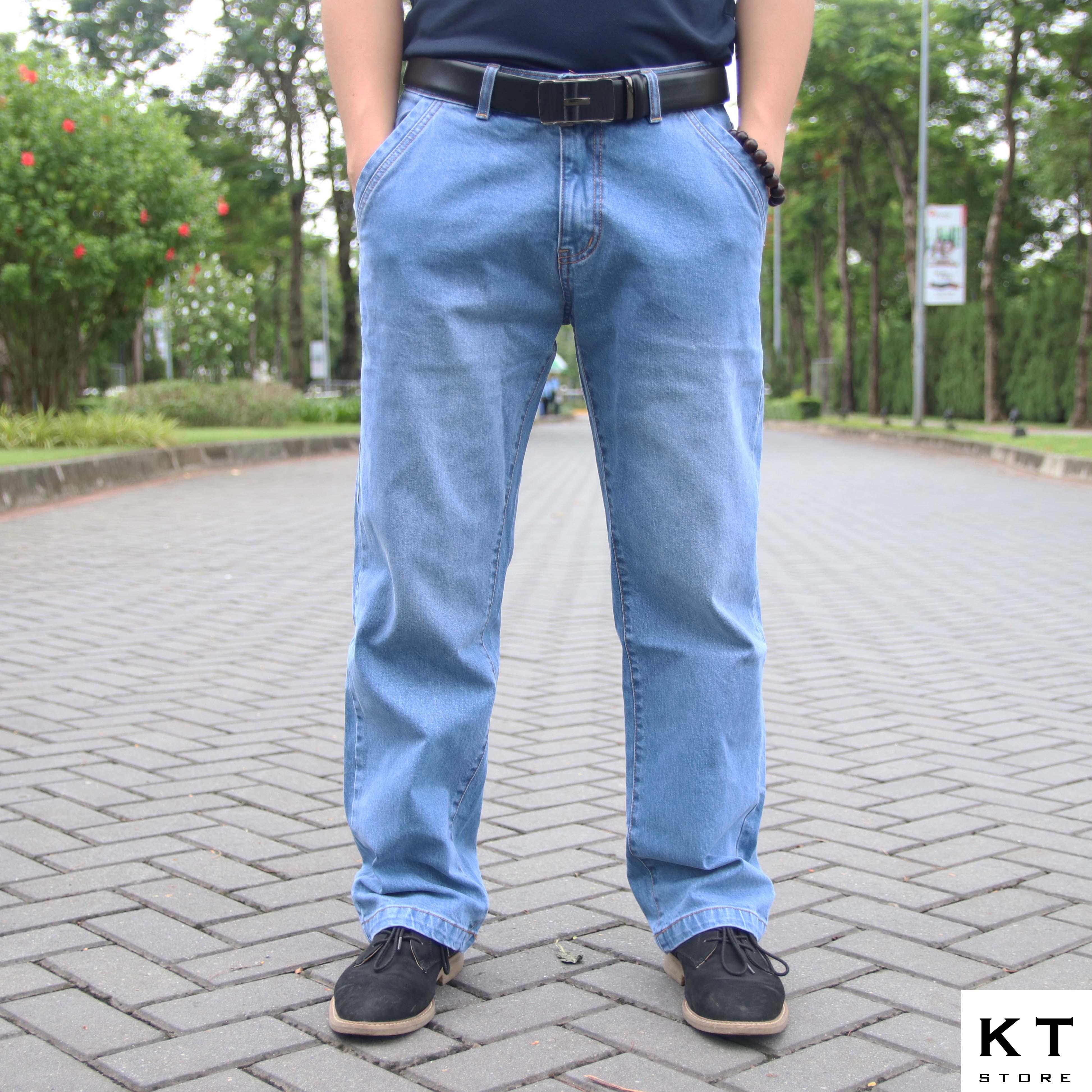 Jean túi khóa S7