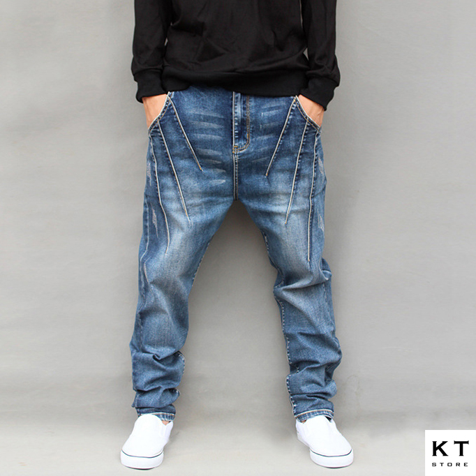 Stripe Lines Jean - D1