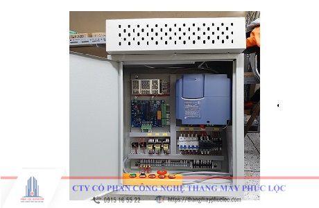 Tủ điều khiển thang tải hàng