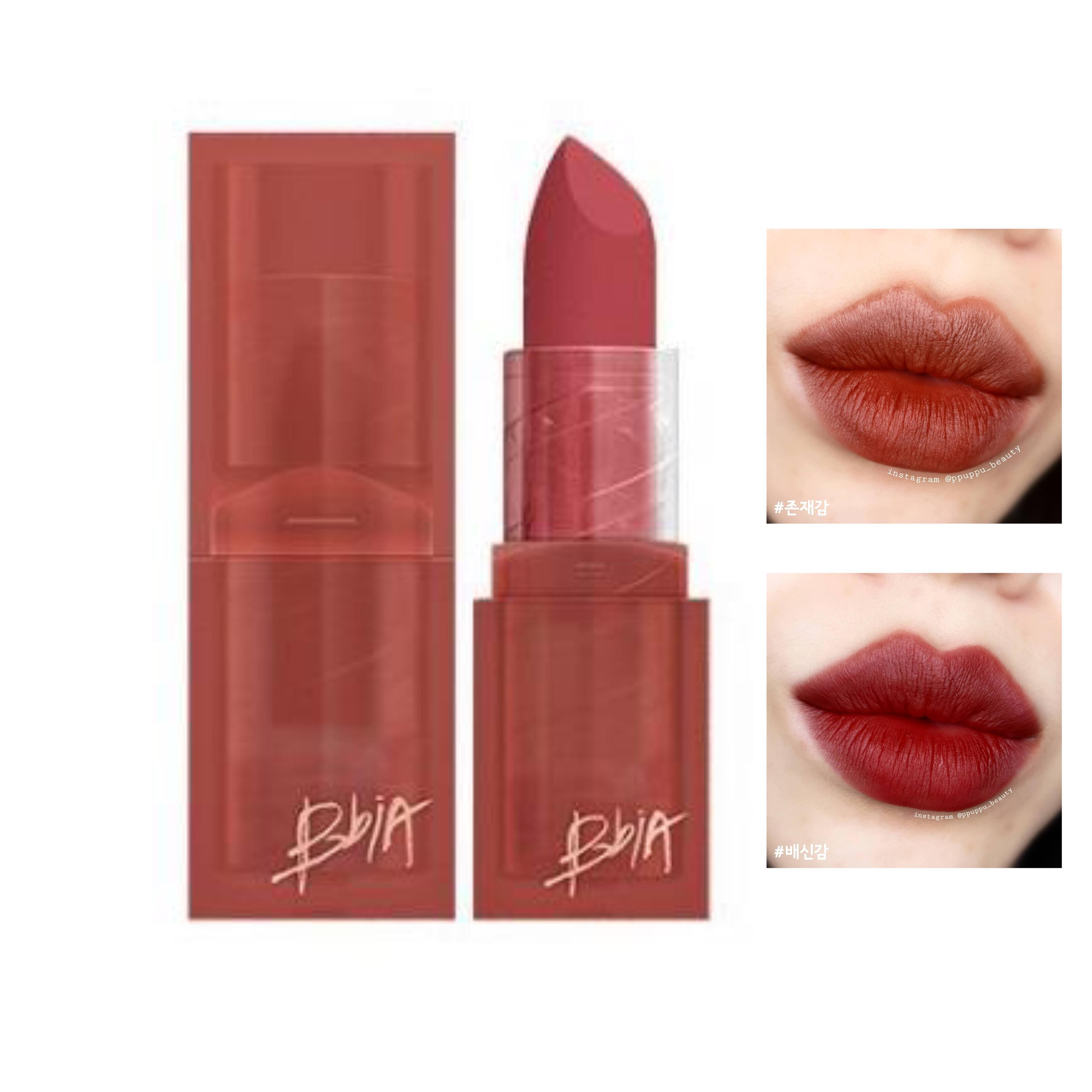 Son Bbia Last Powder Lipstick