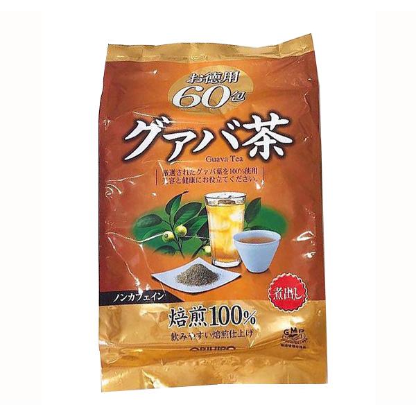 Trà lá ổi giảm cân Orihiro Guava Tea Nhật Bản