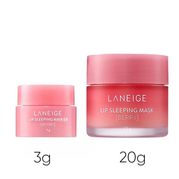 Mặt Nạ Ngủ Cho Môi Laneige Lip Sleeping Mask