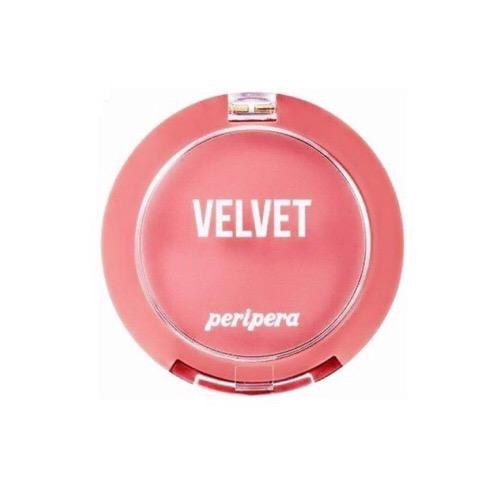 Phấn má hồng dạng kem Peripera Pure Blushed Velvet Cheek