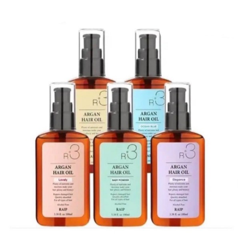 Tnh dầu dưỡng tóc Raip R3 Argan Hair Oil