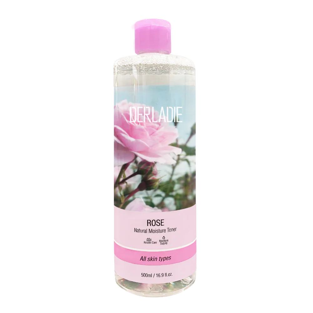 Toner cấp ẩm Derladie Rose Natural Moisture