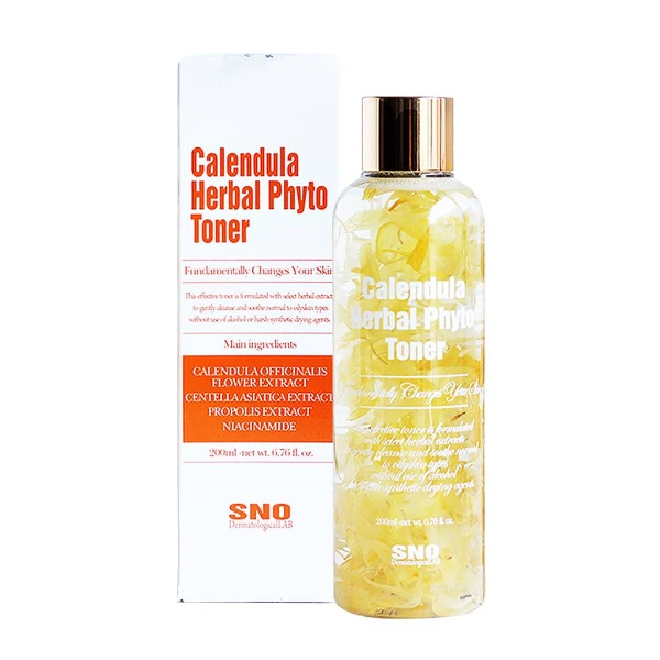 Toner Hoa Cúc SNO Calendula Herbal Phyto 200ml