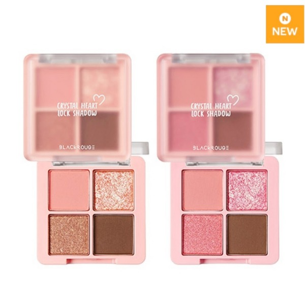 Bảng Mắt Crystal Heart Lock Shadow