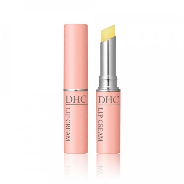 Son dưỡng môi DHC Lip Cream không màu