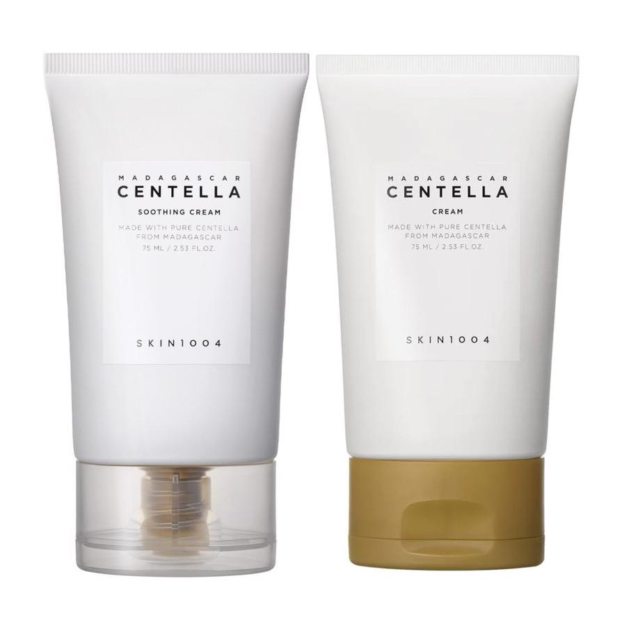 Kem dưỡng rau má phục hồi da Skin1004 Madagascar Centella Cream/ Soothing Cream