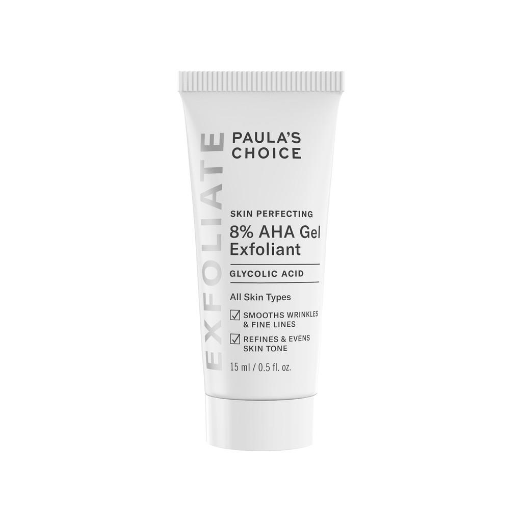 Tẩy tế bào chết hóa học Paula's Choice Skin Perfecting 8% AHA Gel Exfoliant