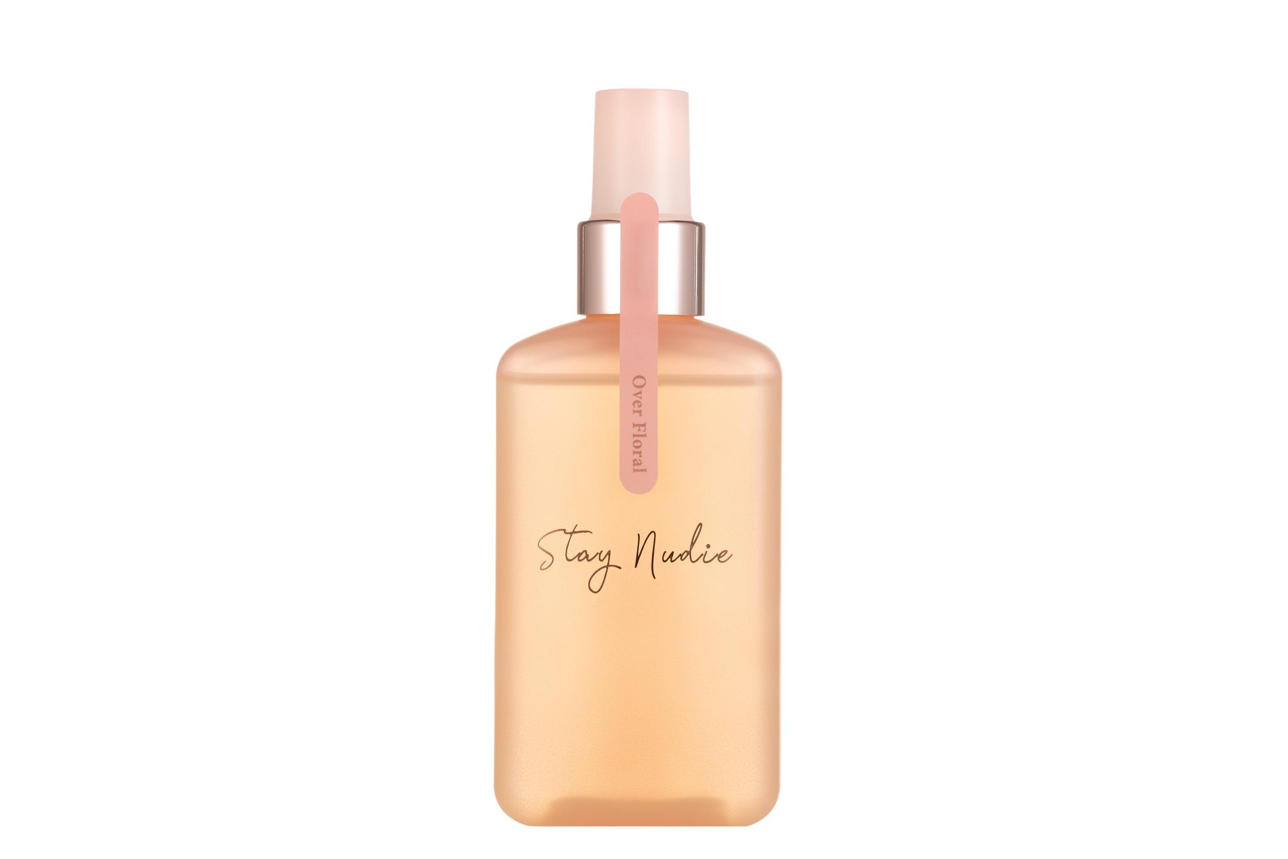 Xịt Thơm Toàn Thân Bodyholic Stay Nudie Hair & Body Mist 100ml