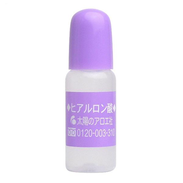 Serum cấp ẩm HA Hyaluronic Acid Taiyou No Aloe tím nhật
