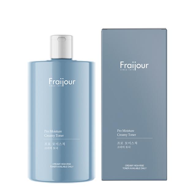 Nước hoa hồng dưỡng trắng, cấp ẩm sâu Fraijour Pro Moisture Creamy Toner