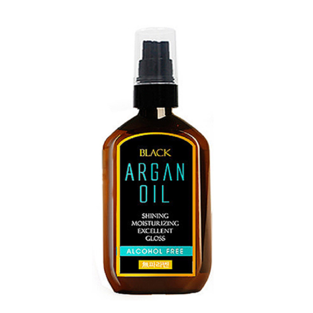 Dầu dưỡng tóc BLACK ARGAN OIL RAON