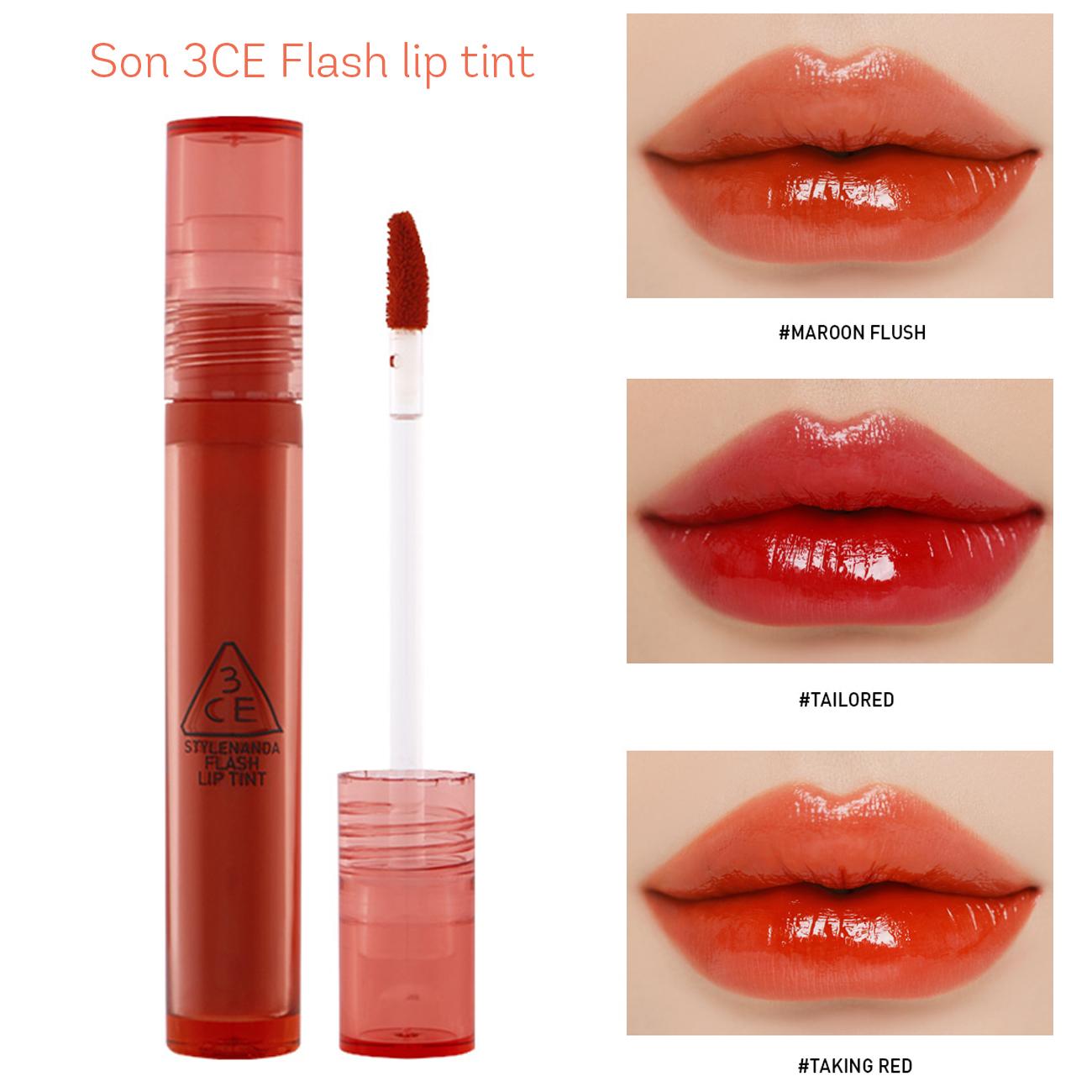 Son Tint 3CE Flash Lip Tint