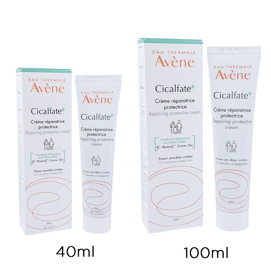 Kem dưỡng tái tạo và phục hồi Avene Cicalfate Repair Cream