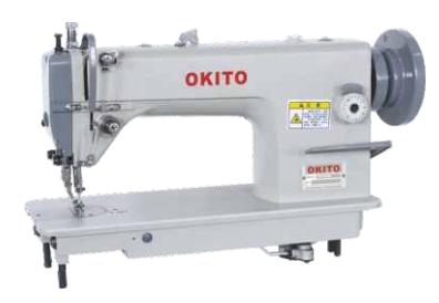 Máy 1 kim cài bơi liền trục OKITO TK-0303D