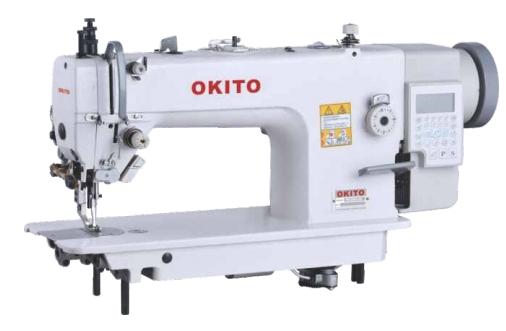 Máy 1 kim cào bơi điện tử OKITO TK-0303D3