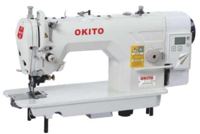 Máy xén 1 kim liền trục OKITO TK-5200D