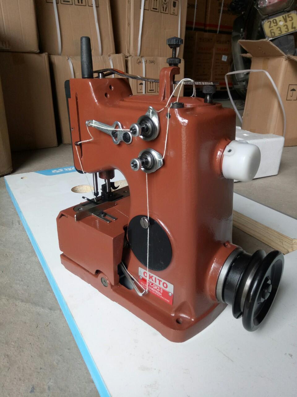 Máy khâu bao công nghiệp OKITO TK-GK2-3