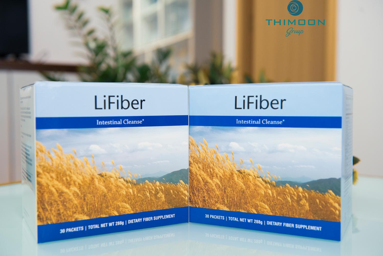 LIFIBER - Thải độc dạ dầy, trực tràng và đại tràng. | Thimoon Group