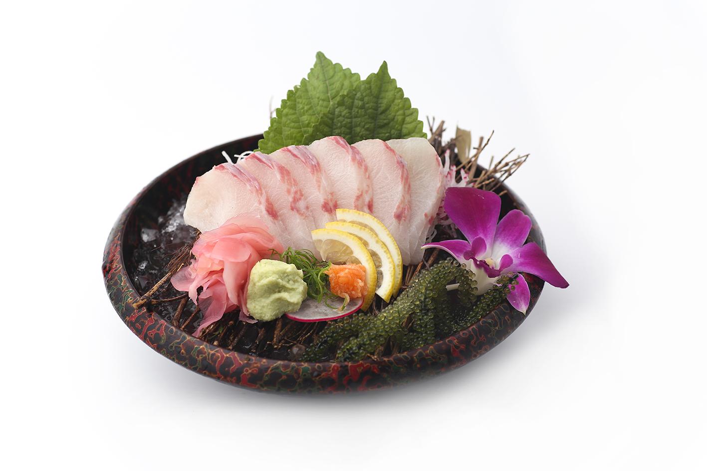 Sashimi Cá Bớp
