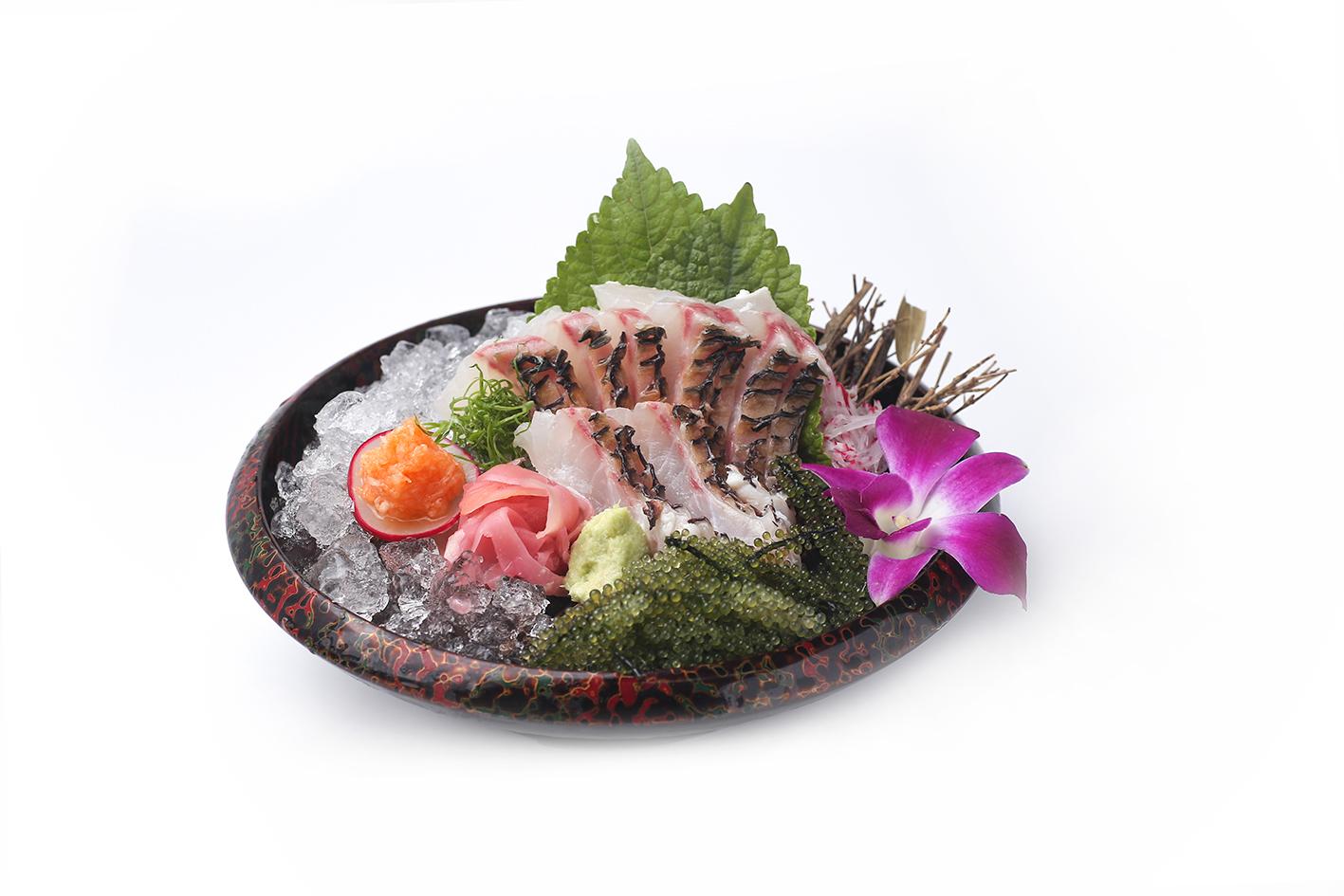 Sashimi Cá Hồng