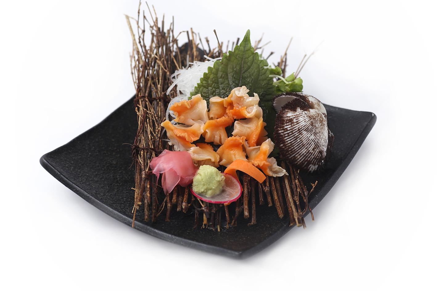 Sashimi Sò Lông