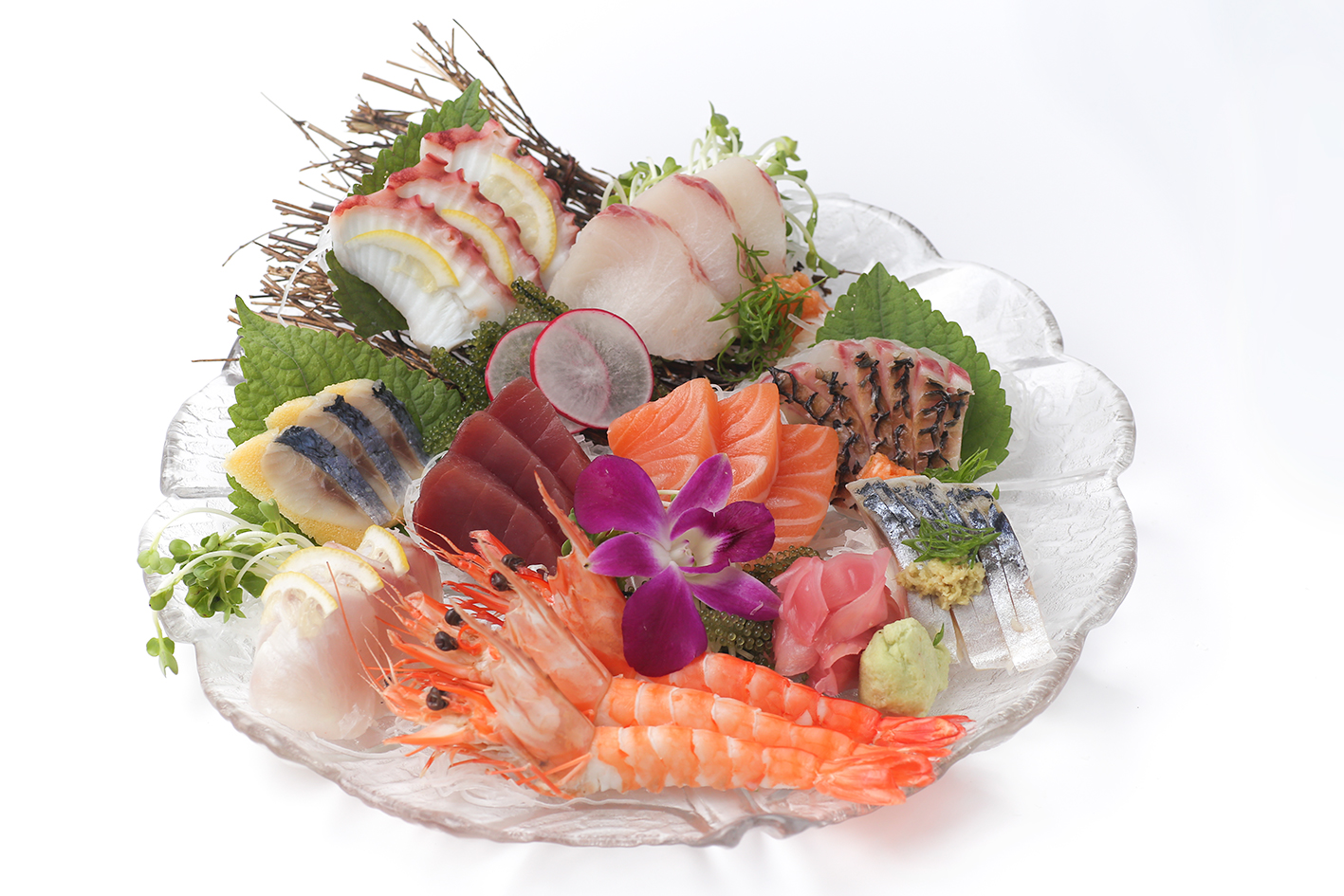 Sashimi Tổng Hợp (9 loại)