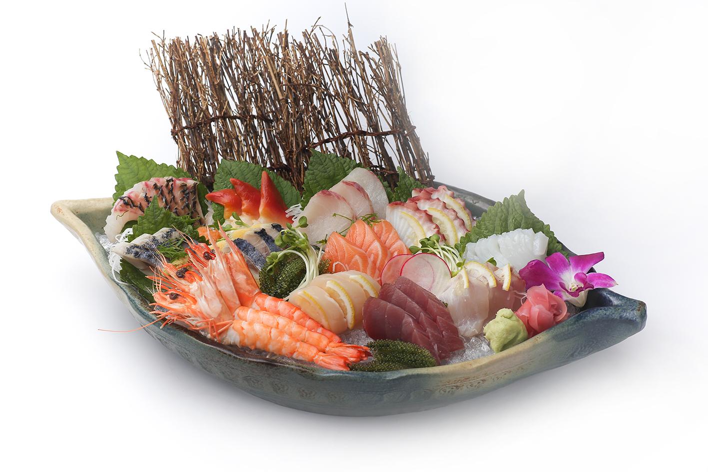 Sashimi Tổng Hợp (12 loại)