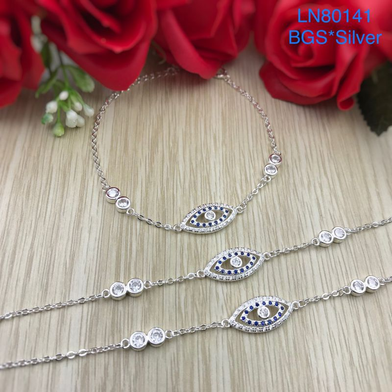 LN80141 Lắc tay bạc nữ đẹp độc lạ HCM