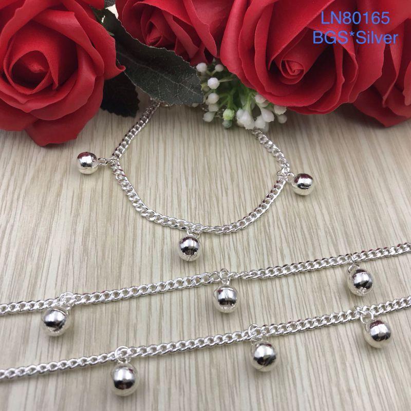 LN80165 Lắc tay bạc nữ đẹp độc lạ HCM