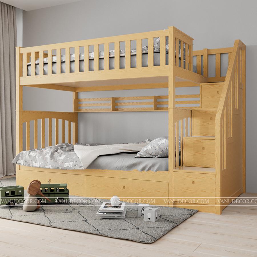 Giường tầng trẻ em GT103
