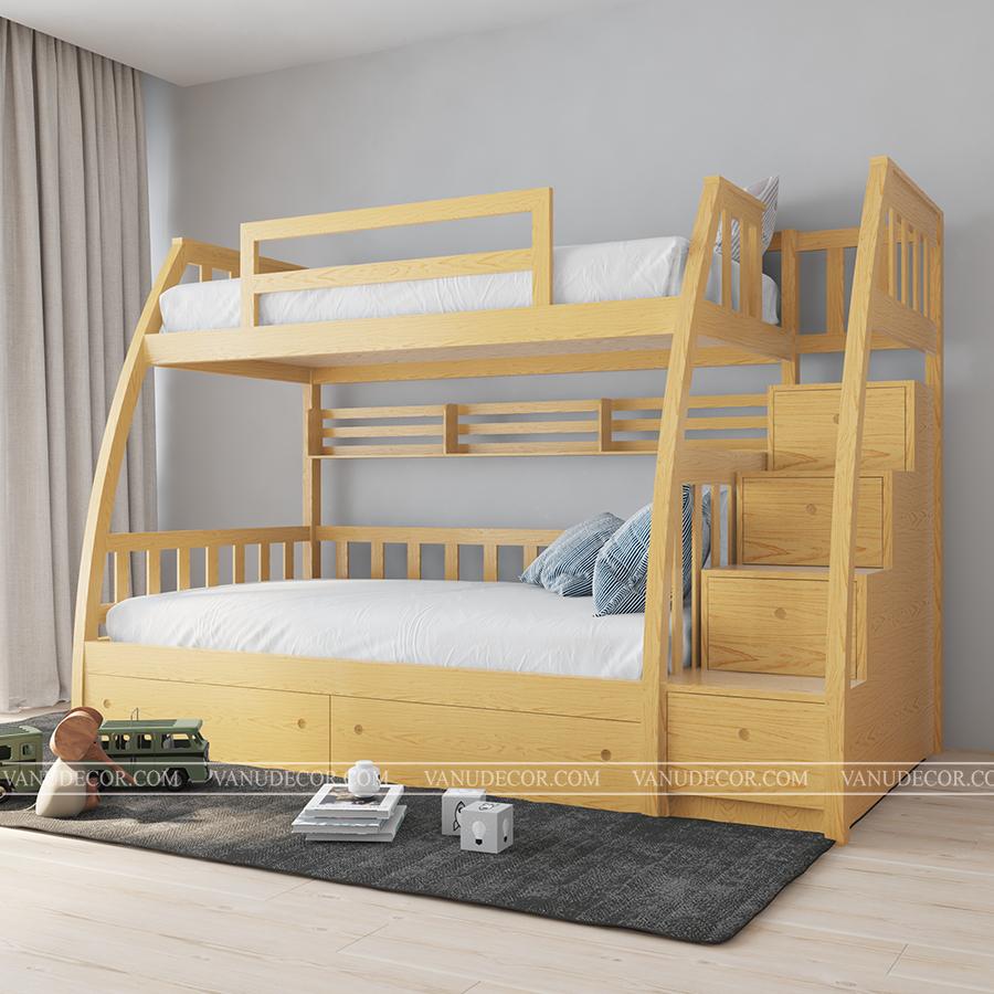 Giường tầng trẻ em GT127