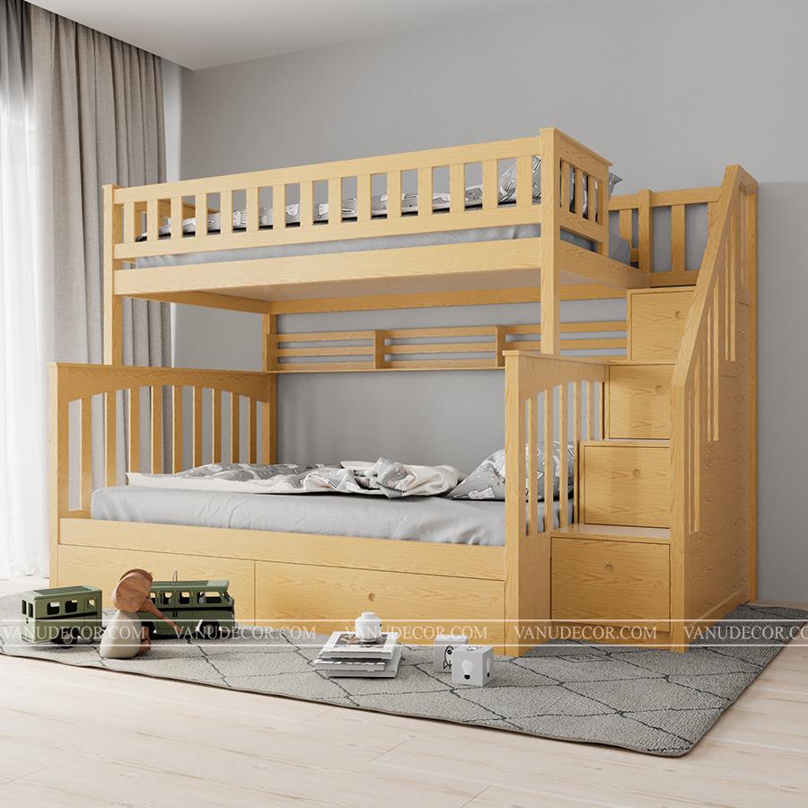 Giường tầng trẻ em GT129