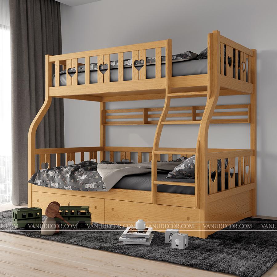 Giường tầng trẻ em GT100